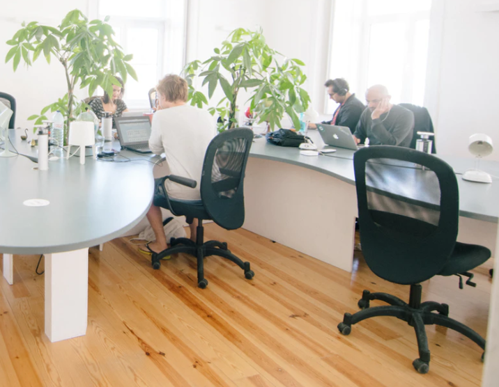 Udobni in prijetni delovni stoli